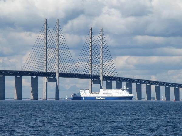 Le pont de l'Øresund
