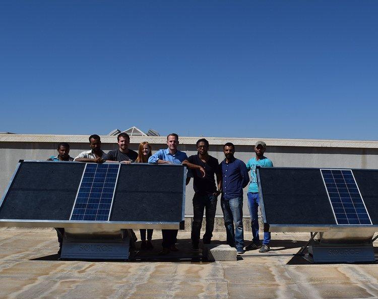 Zero Mass Water, l'énergie solaire pour avoir de l'eau !
