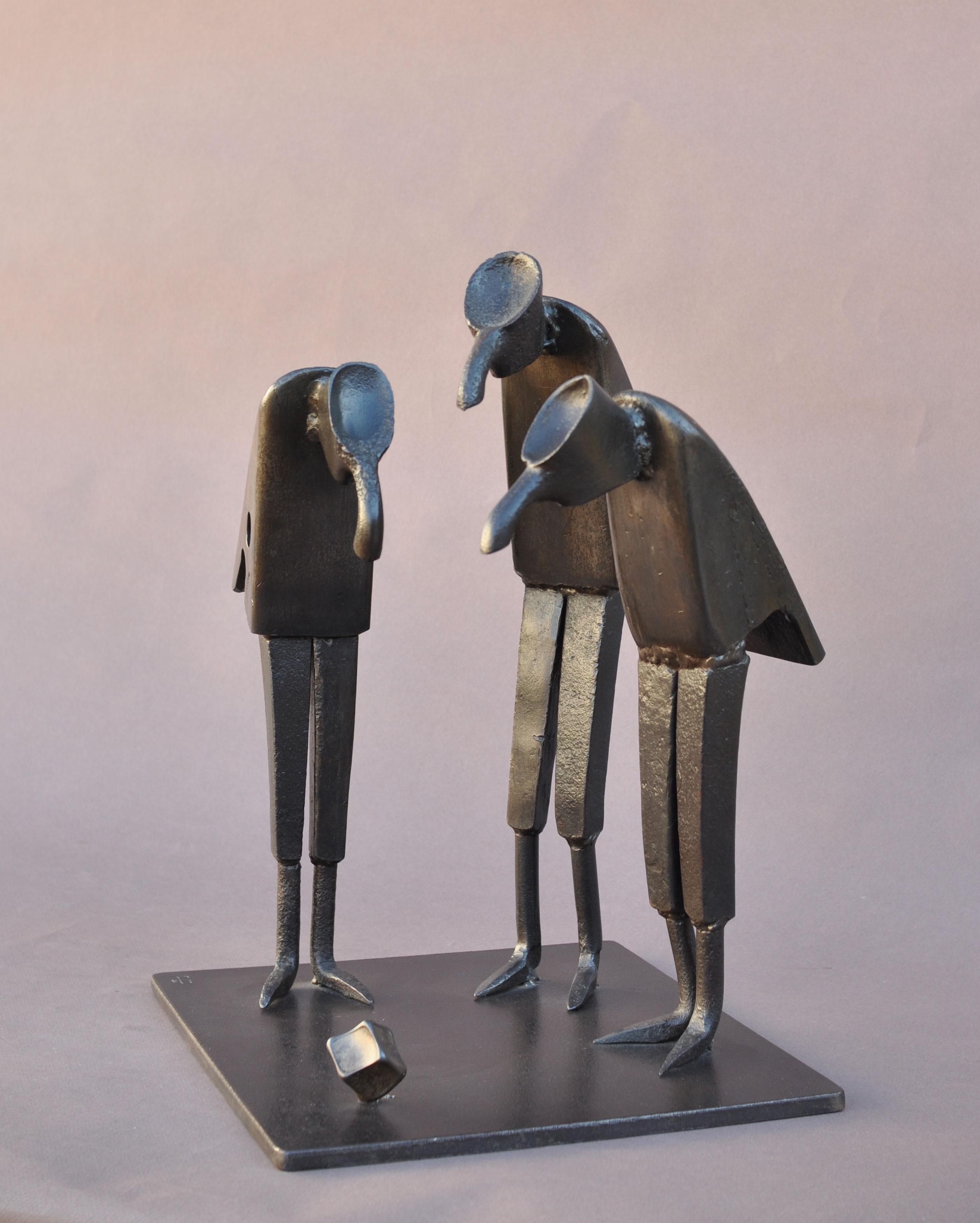 Jean Pierre Augier, un artiste avec un don certain.