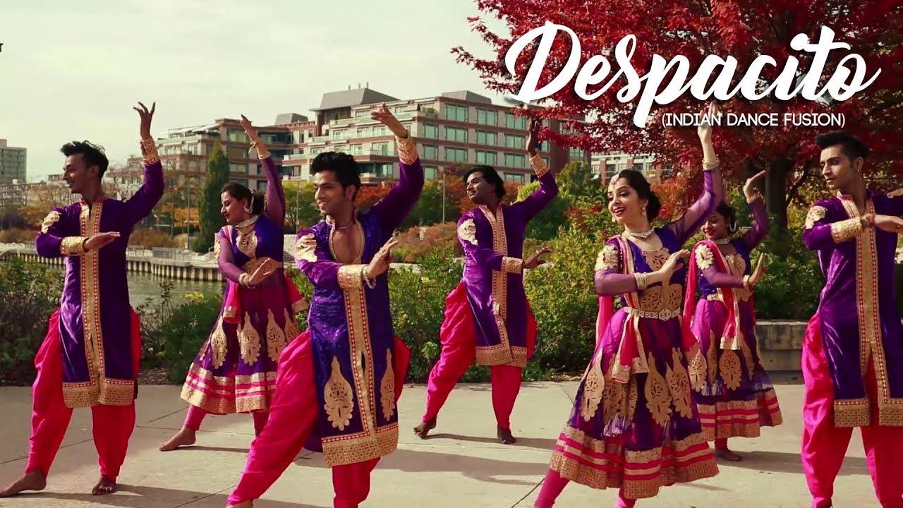 Despacito et une danse indienne.