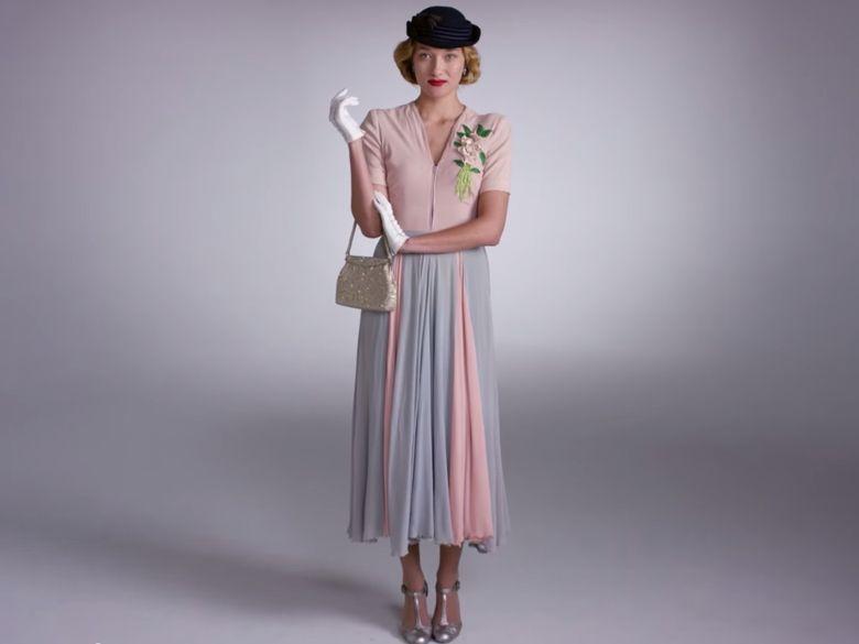 Un siècle de mode de femmes