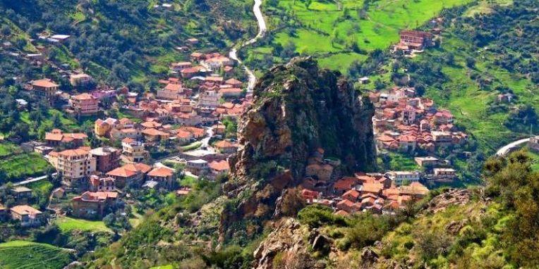 Merveilles Algériennes placées patrimoines de l'UNESCO