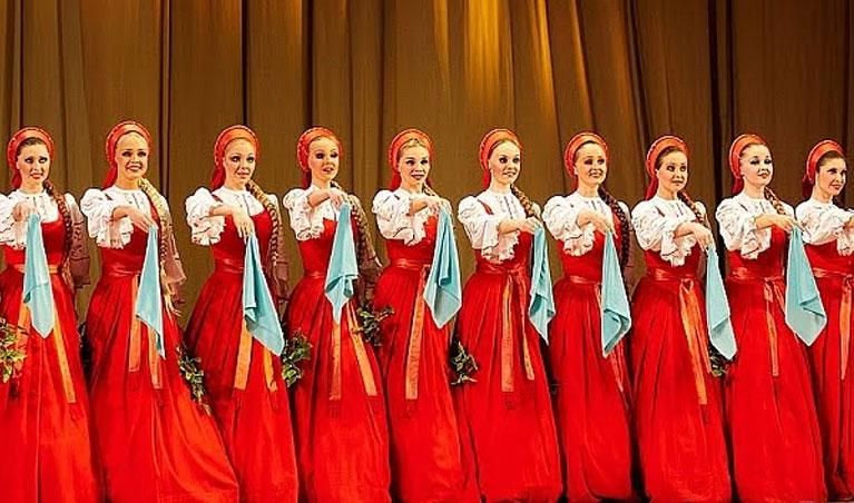 Beriozka, un ballet Russe légendaire.