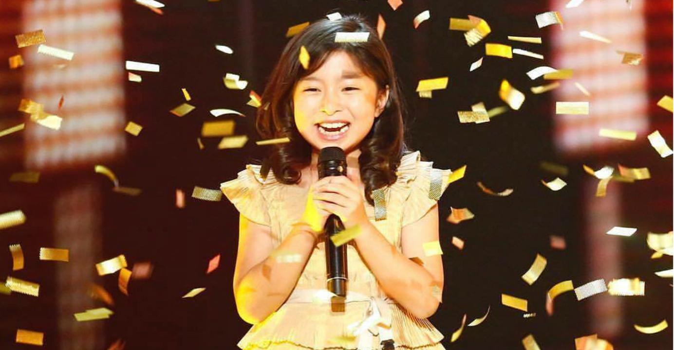 Céline Tam la révélation de Got Talent.