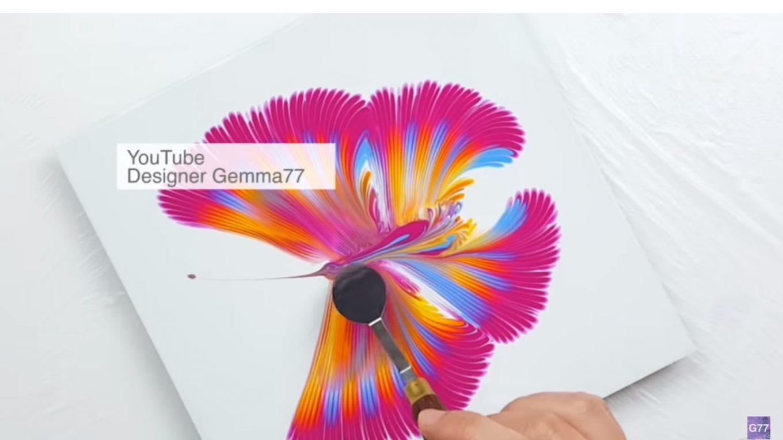 Gemma 77, un artiste designer.