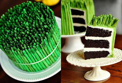 Les gâteaux trompe l'œil, l'art de tromper les papilles.