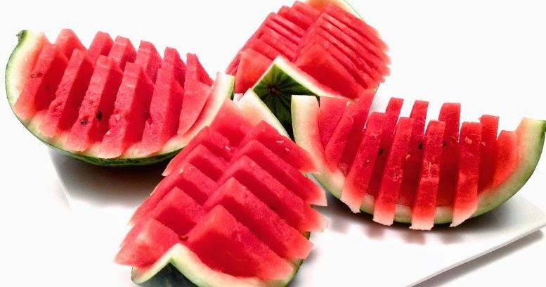 Découper astucieusement, fruits et légumes.