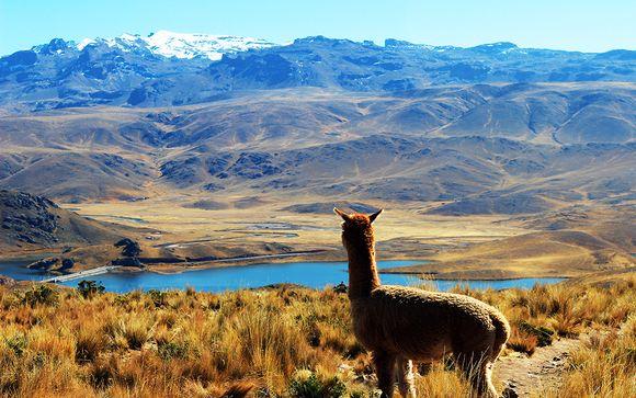 El condor Pasa, musique et paysages.