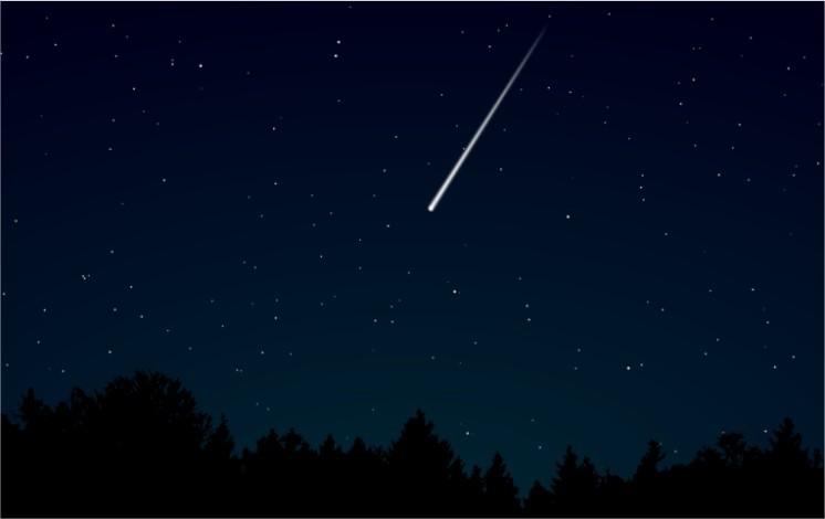 Les étoiles filantes de l'été, un spectacle dans le ciel.