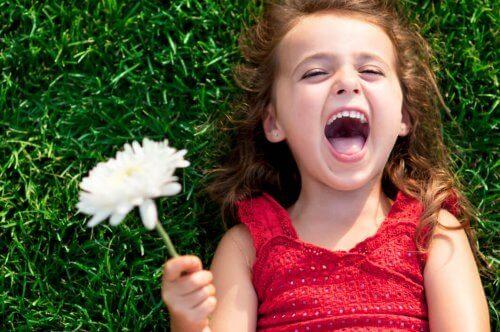 Un bonheur fou, celui des enfants